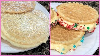 How To Make Italian Pizzelles | Virtual Cookie Exchange Collab