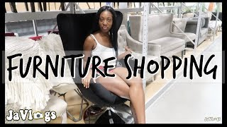 Furniture Shopping | Family Vlogs | JaVlogs