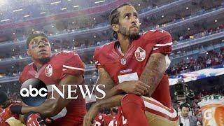 Kaepernick fires back at Jay-Z after NFL deal l ABC News