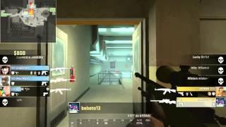 CS:GO - UNK awp 4k @nuke
