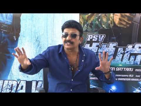 Rajashekar-Interview-About-PSV-Garuda-Vega-Movies