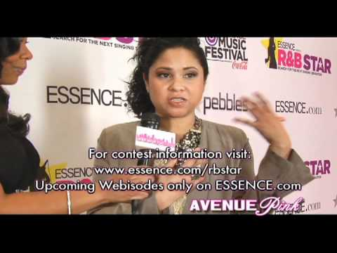 Avenue Pink Exclusive: Angela Yee ESSENCE R&B Star