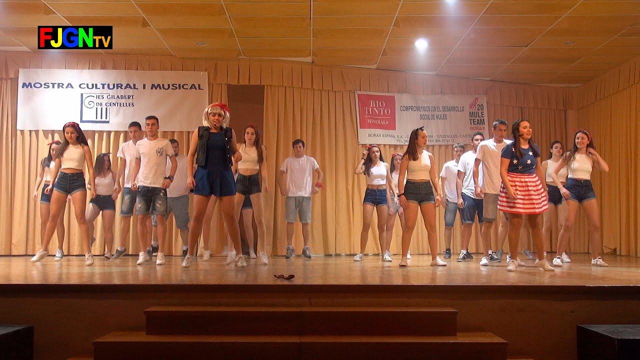 02. Telephone - Bailes Educacion Fisica 2016 IES Nules