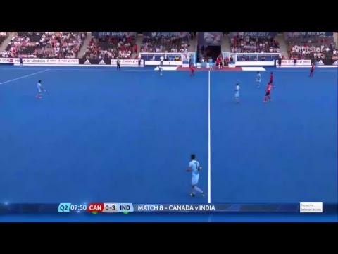 Inglaterra vs Canadá