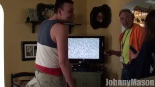 End of the World Prank on my Dad - DAD FREAKS OUT!