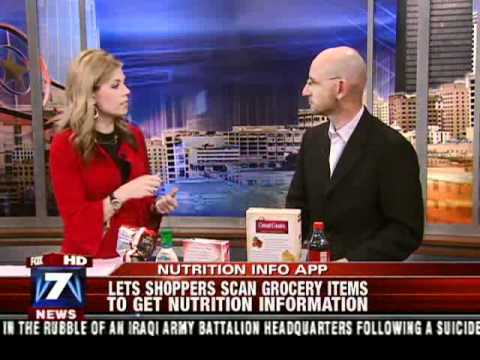 Fooducate Interview & Demo - FOX7 Good Day Austin - March 2011