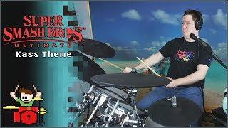 Super Smash Bros. Ultimate - Kass Theme On Drums! -- The8BitDrummer