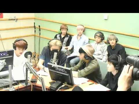 130813 Live EXO D.O Kris Chanyeol - Guilty Super Junior Ryeowook KTR
