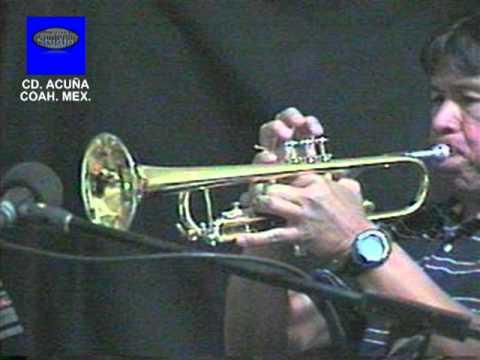 TROMPETA Y SAX Ensamble Musical de Ojitos Mentirosos Tropicalisimo Apache