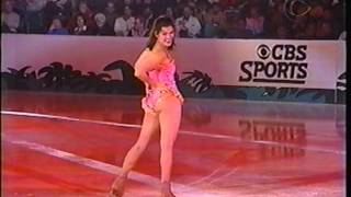 Nancy Kerrigan ,(i feel like a woman)