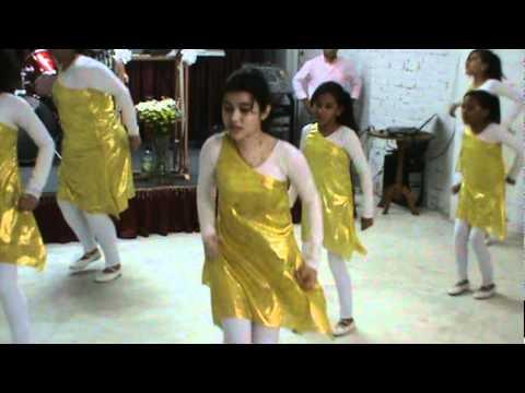 Danza Cristiana No te Cambio - Funky