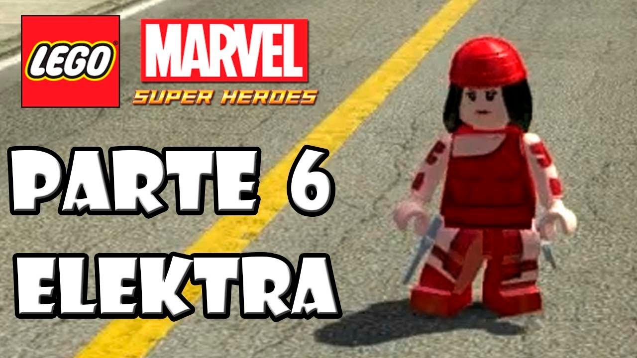 LEGO Marvel Super Heroes Guía - Desbloqueo de Personajes ...