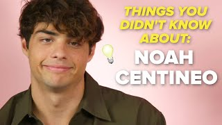 9 Fun Facts About Noah Centineo