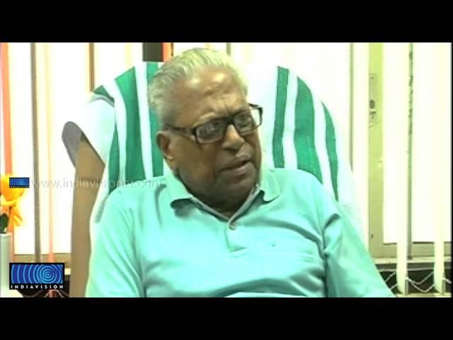 T P Chandrasekharan is Brave Leader: V S Achuthanandan