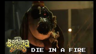FNAF 3 SONG - Die In A Fire (The Banana Splits Parody)