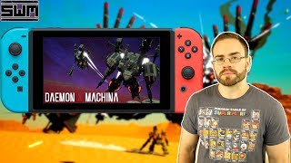 Our Honest Thoughts On Daemon X Machina For Nintendo Switch