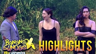 Banana Sundae: What to do when you bump to your Ex