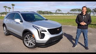 Is the 2020 Cadillac XT4 a GOOD or GREAT luxury crossover SUV?
