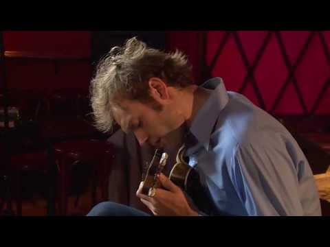 Chris Thile Performs for the PBS NewsHour - Aug.5.2013