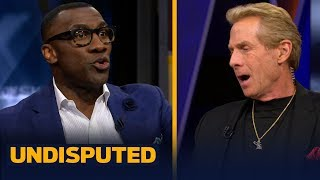 Skip and Shannon disagree over whether LeBron can share the spotlight with AD | NBA | UNDISPUTED