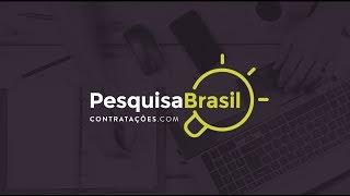 Pregão eletrônico e especificações | Pesquisa Brasil