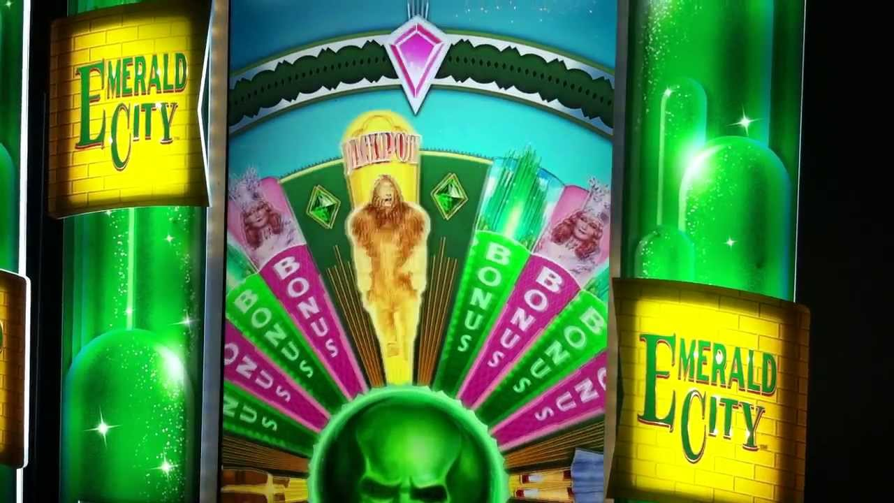 Free Wizard Of Oz Slot Machine