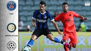 HIGHLIGHTS: PSG vs. Inter Milan