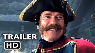 THE IRON MASK Official Trailer (2020) Arnold Schwarzenegger, Jackie Chan Movie HD