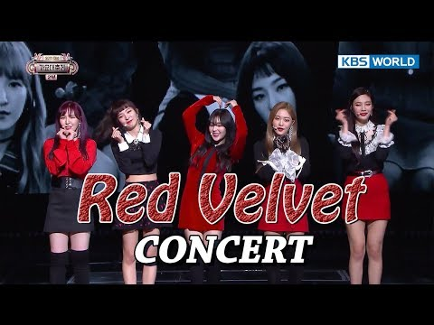 Red Velvet CONCERT | 레드벨벳 콘서트 [SUB: ENG/CHN/2017 KBS Song Festival(가요대축제)]