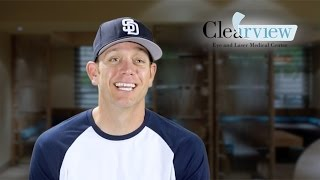 James is Excited to Enjoy the San Diego Padres Games After Lasik - Video Thumbnail