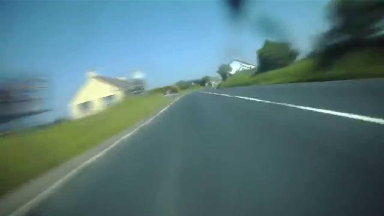 Bruce Anstey explose le record du tour de l'île de Man