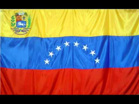 HIMNO NACIONAL DE VENEZUELA (CANTADO)