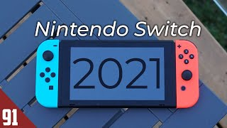 Nintendo Switch in 2021 - worth buying? (Review)