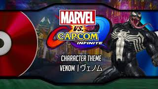Venom Theme | Marvel vs Capcom: Infinite Extended OST