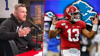 Tua Tagovailoa Wont Play For The Lions If Drafted?