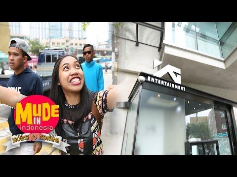 Dede, Mumu & Anwar Berkunjung Ke YG Entertainment [Mude] [8 Oktober 2016]