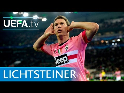 Stephan Lichtsteiner - Your Goal of the Season?