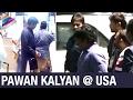 Pawan Kalyan in USA- Pawan Kayan on his way to Harvard University