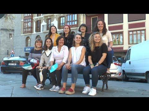 Tolosako 6 emakume gaztek Alemanian egingo den  munduko emakume gazteen topaketan parte hartuko dute
