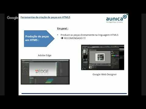 Webinar HTML5 e outras Novidades da AUNICA