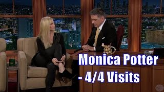 Monica Potter - You're really Quick, You Really Are - 4/4 Visits In Chronological Order