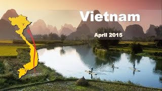 Amazing Vietnam - From Ho-Chi-Minh-City to Hanoi