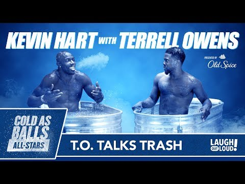 Cold As Balls All-Stars | Kevin & Terrell Owens Talk Trash & Touchdowns | Laugh Out Loud Network