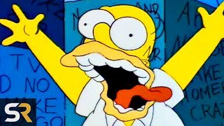 15 Dark Facts About The Simpsons Treehouse Of Horror