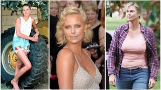 Charlize Theron - From 5 to 42 Years Old - Wild Wolf