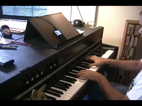 Ray Barretto - Nadie se Salva de la Rumba - Piano - AleMarquis