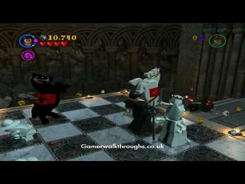 Dobby Harry Potter Lego Lego Harry Potter Walkthrough