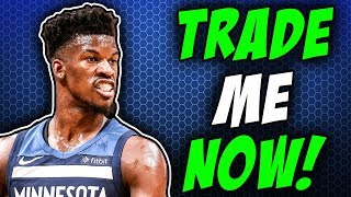 BREAKING: Jimmy Butler Asks To Be Traded