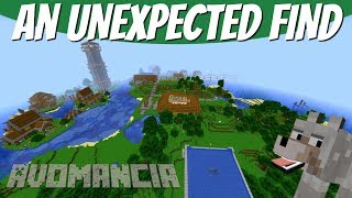 Flying Minecraft Safari: How to explore in Minecraft (Avomancia Survival Lets Play with Avomance)