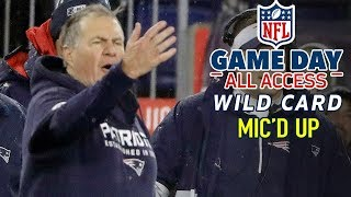 NFL Wild Card Round Mic'd Up,